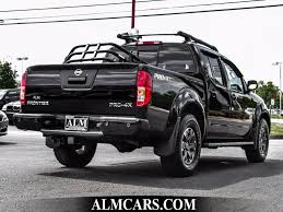 nissan frontier accessories 2014 2014 used nissan frontier 4wd crew cab swb automatic pro 4x at alm