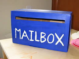 mailbox craft how to make a mail box craft