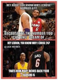 Kobe Lebron Jordan Meme - air jordan melo upset meme cute