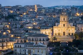 Map Of Sicily Italy by Sicily South East Cycling Holiday Self Guided Tour
