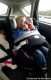 siege auto cybex sirona avis test le siège auto sirona de cybex cerise sur le berceau