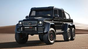 mercedes 6 x 6 2013 brabus b63s 700 6x6 based on mercedes g63 amg 6x6