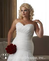 plus size bridal gowns that flatter your figure