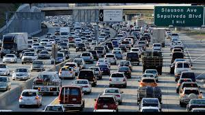 thanksgiving travel in los angeles here are the worst times to