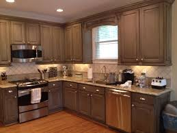 Simple Faux Finishes For Kitchen Cabinets In Design - Kitchen cabinets finish