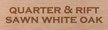 quarter rift sawn white oak products tilo industries