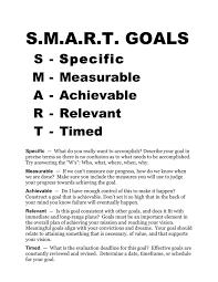 77 best s m a r t goals images on pinterest goal settings
