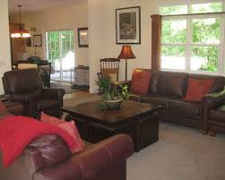 Family Room Furniture Design Simple - Family room leather furniture