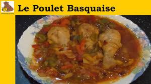 cuisine poulet basquaise le poulet basquaise recette facile