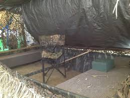 Ez Duck Blind Duck Hunting Chat U2022 Fs 1448 Duck Boat With Blind Duck Hunting