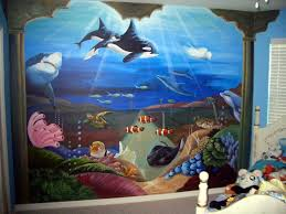 kids room fun ideas simple wall murals for kids kids furniture