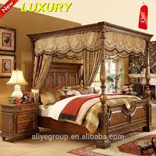 Royal Bedroom Set by 9006a 58k Royal Wooden Bed Designs Wood Home Furniture Fancy