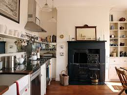 kitchen fireplace ideas how to choose a fireplace for kitchen kitchens fireplace