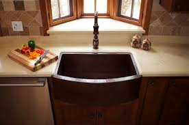 COPPER SINK INSTALLATIONS Traditional Kitchen Los Angeles - Copper sink kitchen