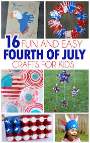 16 fun and easy fourth of july crafts for kids i heart arts n crafts
