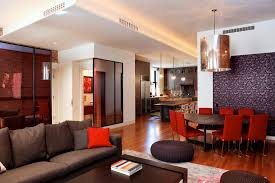 purple living room design ideas home deco plans