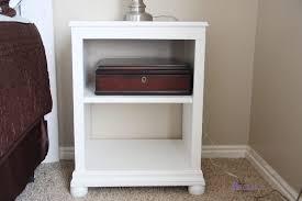 bedroom furniture sets clip on bedside table one drawer night