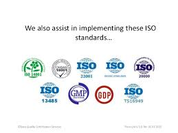 iso map iso implementation road map