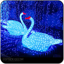 Outdoor Christmas Decorations Swans by Outdoor Swan Decor Outdoor Swan Decor Suppliers And Manufacturers