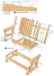 cypress porch glider wooden glider bench plans glider swing bench