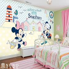 Kid Room Wallpaper by Minnie Mouse Wallpaper For Bedroom U003e Pierpointsprings Com