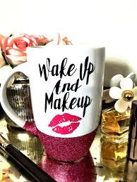diner style coffee mug personalized trellis print mug coolest