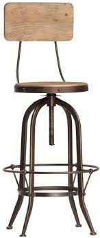 Bar Stool With Back Sofa Glamorous Adjustable Bar Stool With Back Master Bor215 Sofa