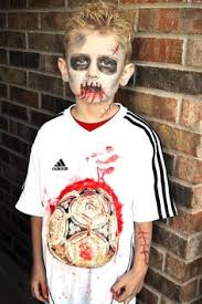 Zombies Halloween Costumes Soccer Player Zombie Halloween Costume Halloween Fall