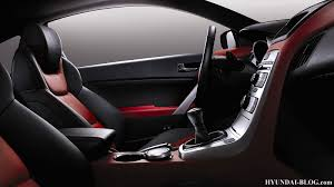 hyundai genesis 2 official interior images of the 2010 hyundai genesis coupe