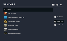pandora patched apk pandora radio for tv android apps on play