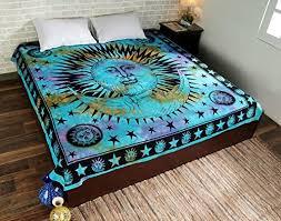 Tie Dye Comforter Set Tie Dye Comforter Amazon Com