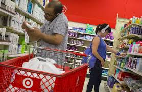 target doom black friday cyber monday traffic slows target website for some users wsj