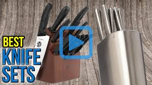 Good Cheap Kitchen Knives Top 10 Knife Sets Of 2017 Video Review