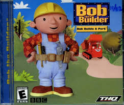 109 10809 bob builder bob builds park video game