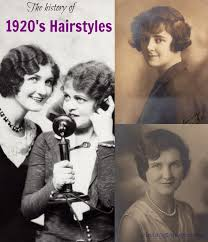 hair styles for late 20 s 1920s hairstyles history long hair to bobbed hair