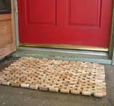tappeto con tappi di sughero come fare un tappeto con i tappi di sughero giardino felice it