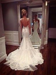 fishtail wedding dress white wedding dress pinteres