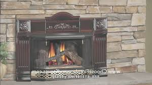 fireplace gas fireplace conversion kit small home decoration