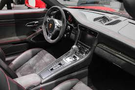 1986 porsche targa interior porsche 911 targa 4 gts brings the heat to detroit