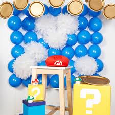 Super Mario Bedroom Decor Super Mario Party Ideas Birthday Express