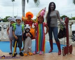 Finn Adventure Halloween Costume Adventure Family Costume Photo 3 5