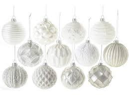 weihnachtskugeln weiß annejoe deko