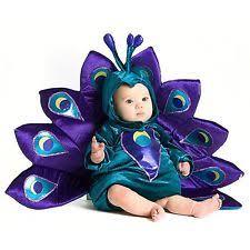 Newborn Baby Boy Halloween Costumes Baby Peacock Costume Ebay