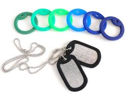 ring bearer gift personalized gift for him personalized dog tag