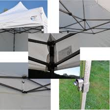 Market Stall Canopy by White Heavy Duty Showstyle Commercial Grade Gazebo Market Stall