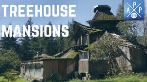 Amazing Tree Houses by The Master Of Treehouse Mansions Youtube