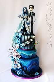 corpse wedding corpse wedding cake cake by vicki s edibles