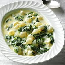 creamed spinach pearl onions recipe taste of home