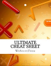 cheat sheets wesolvethem com