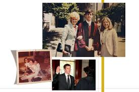 jim santelle clears the air in his first post resignation clockwise left to right jim santelle and his sisters growing up at their brookfield home university of chicago law school graduation in june 1983 with